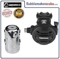 Regulator Apeks XTX20. Bubblemakerscuba.com