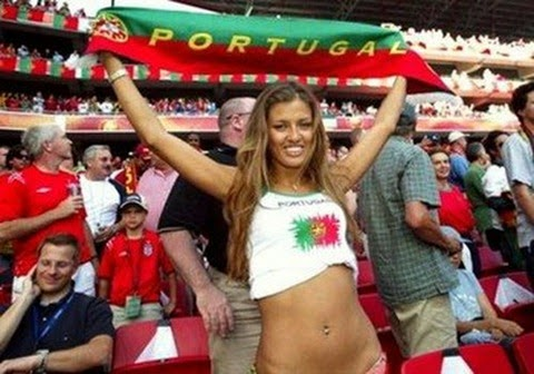 Olympic Games Rio 2016: sexy hot girls, fans, athletes, beautiful woman supporter of the world. Pretty amateur girls, pics and photos. Brazil 2016. Portugal garota portuguesas