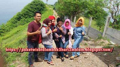 Paket Tour Lombok 3d2n atau 4h3m Murah