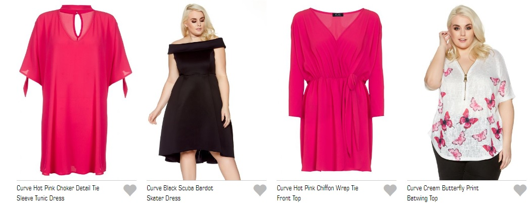 hot-selling cheap temperament shoes factory Wannabe Princess: New Plus Size Clothing Range: Quiz Clothing