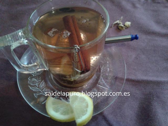 infusiones-saludables-canela-limon-miel-jengibre
