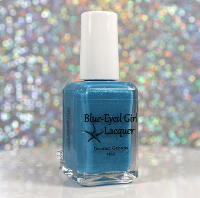 Blue-Eyed Girl Lacquer Siren Bids Adieu to Her 20's