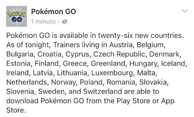 PokémonGoapp - Twitter