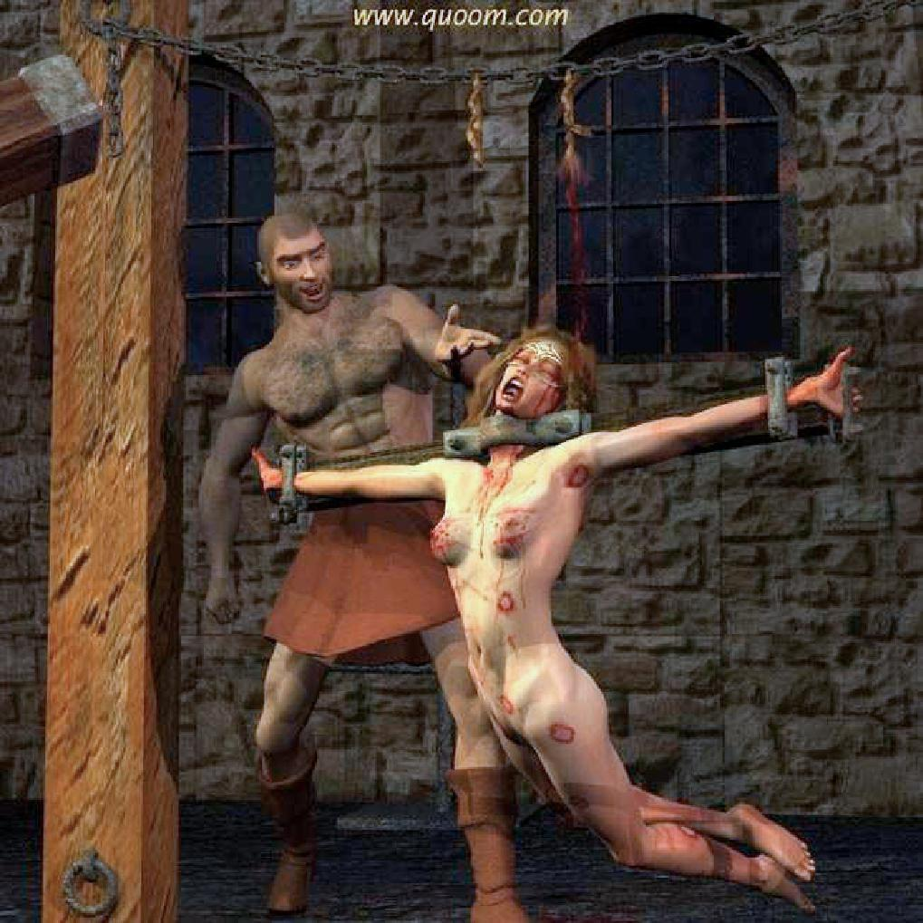 Slaves of rome game sex scene 3