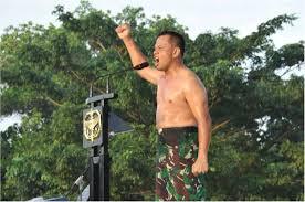 TNI Menjaga Perdamaian