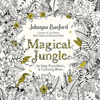 Readaholic Zone My Review Of Johanna Basford S New Adult Coloring