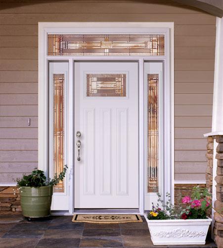 Protecting Fiberglass Exterior Doors