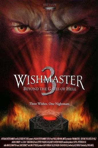 Wishmaster 3: Beyond the Gates of Hell (2001) ταινιες online seires oipeirates greek subs