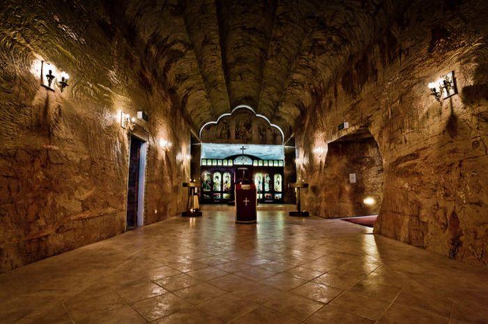 Coober Pedy The Underground Town In Australia Damn