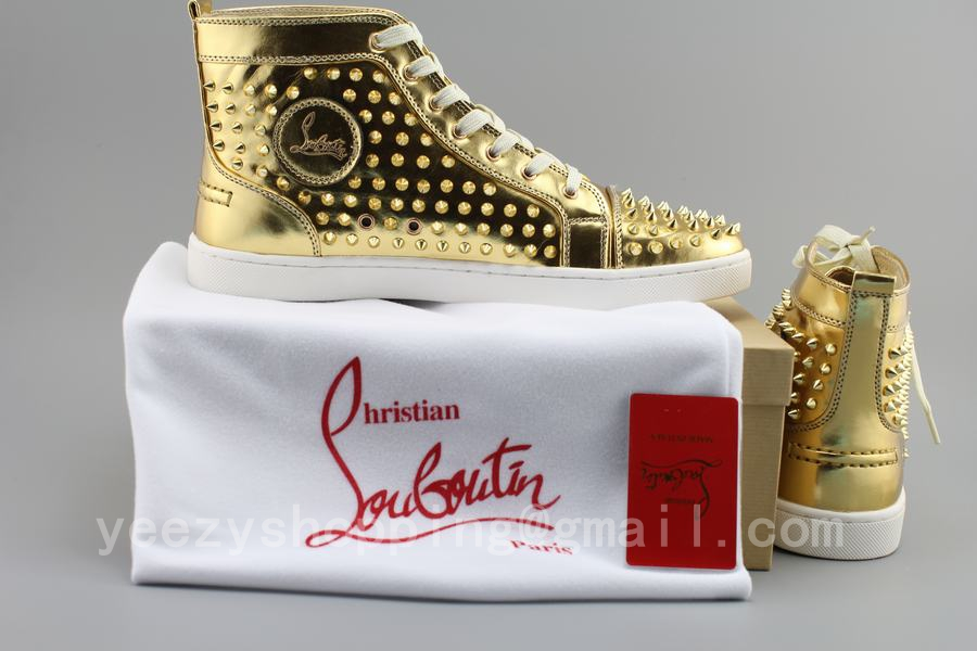 christian louboutin spiked shoes replica