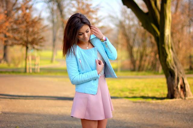 Baby blue love pink - Czytaj więcej