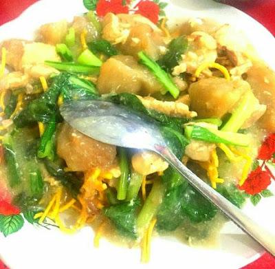 Kuliner Indonesia - Mie Awa