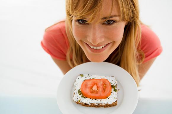 Como ganhar peso de maneira saudável