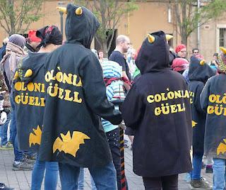 Festa Major Colònia Güell