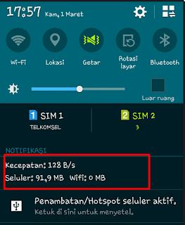 Cara Menampilkan kecepatan Internet di Layar HP Android √  Cara Menampilkan Kecepatan Koneksi Internet di Layar HP Android