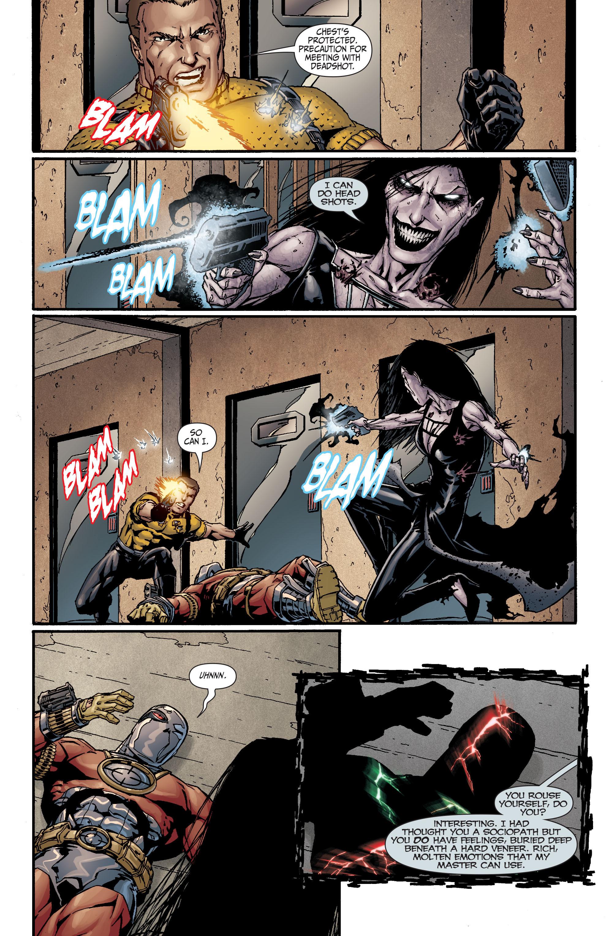 Read online Secret Six (2008) comic -  Issue #17 - 20