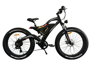 Addmotor MOTAN M-850 Fat Tire Electric Bicycle, review features & specifications plus compare with M-550 and M-150