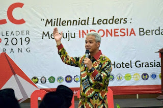 75 Aktivis Bakti Nusa Menjadi Problem Solver