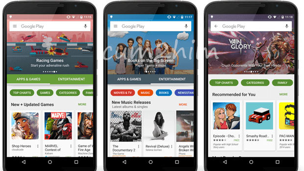 Download Google Play Store 6.3.16 APK Terbaru