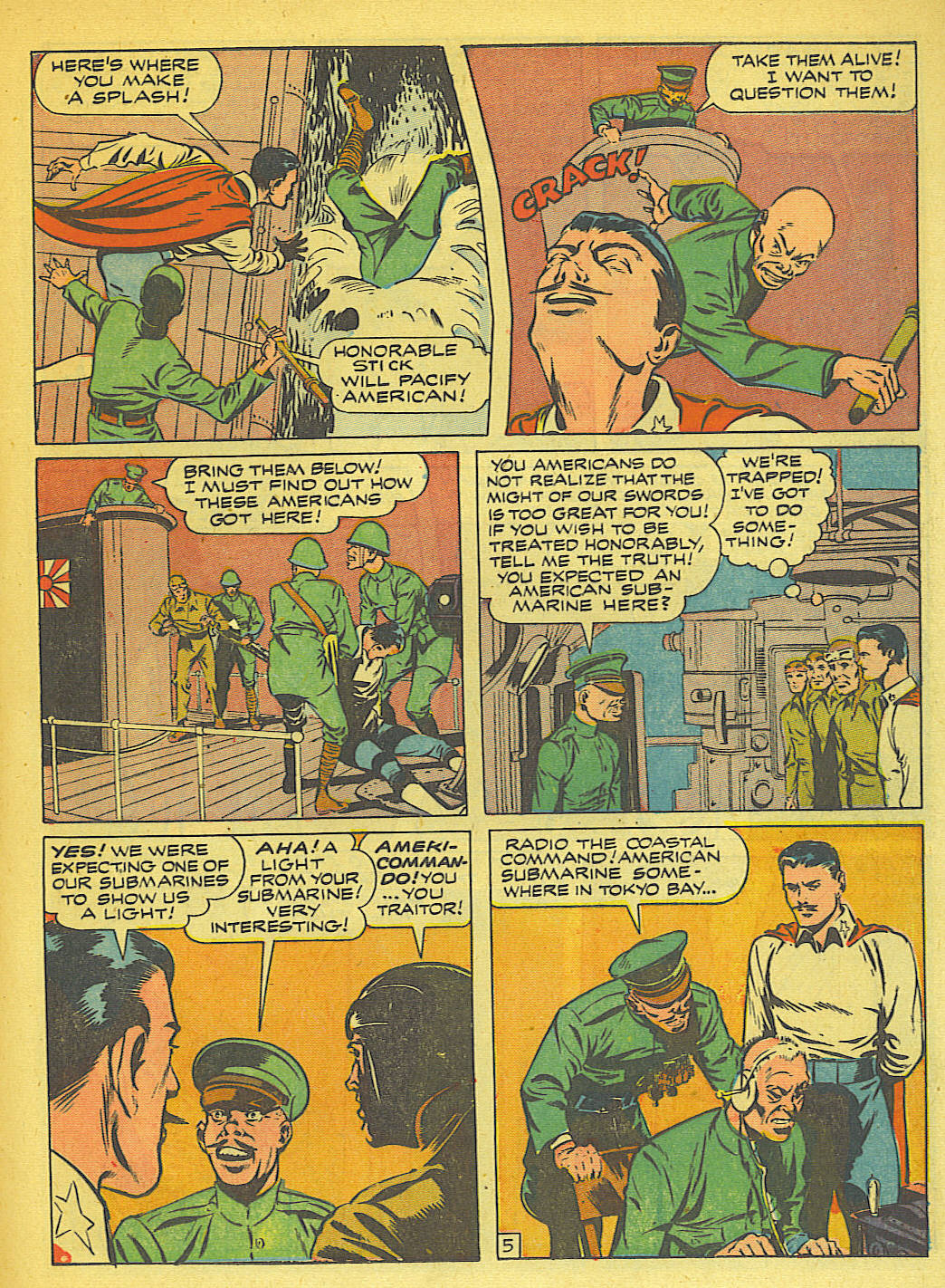 Read online Action Comics (1938) comic -  Issue #71 - 40