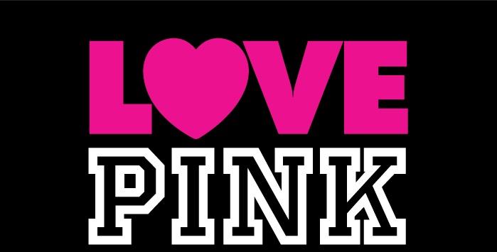 Well-known ♥ Lili Marisol♥ : Los Logos ( Imagenes )Victoria's Secret Pink  QF18