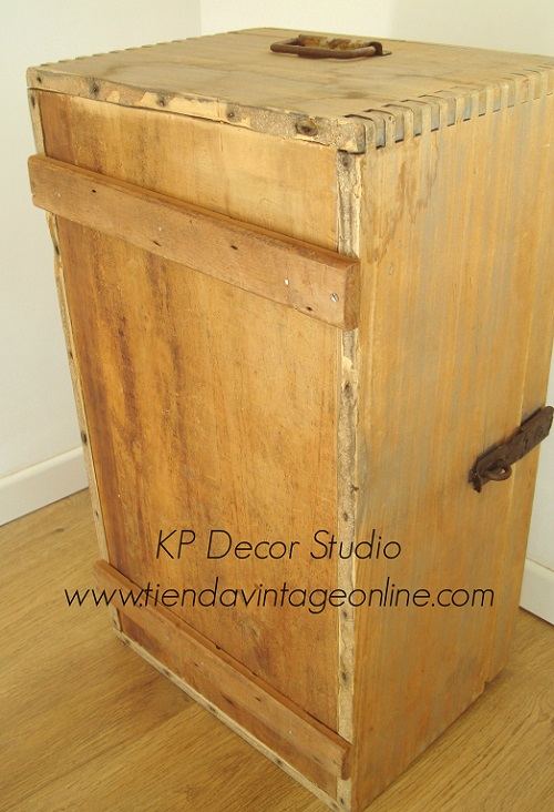 Comprar baúl restaurado vintage estilo rústico