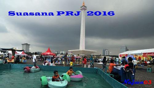 Pekan Raya Jakarta(PRJ)2016