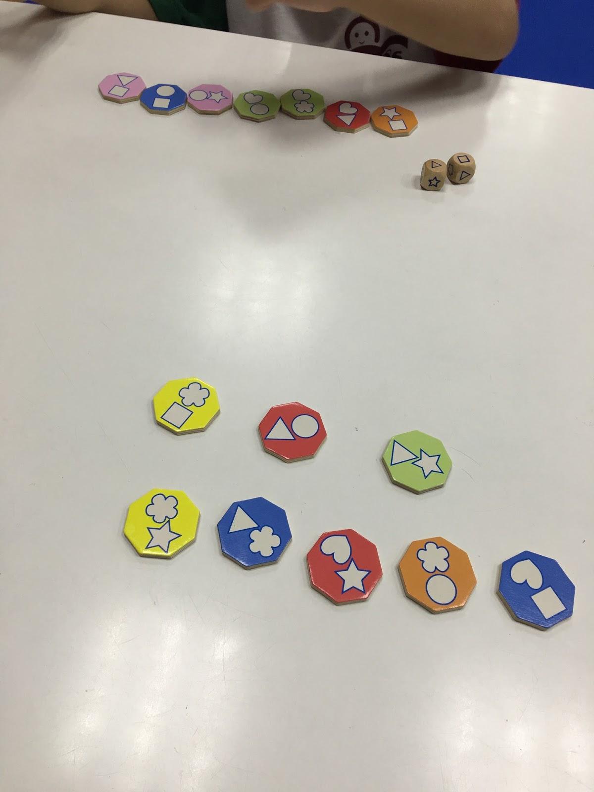 無限兒童發展中心 rdi臺灣: 形狀配對(運用桌遊在rdi上)@無限潛能兒童發展中心 rdi臺灣