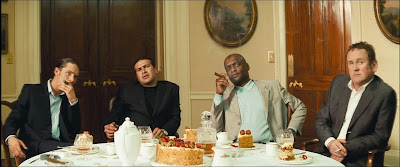 Tom Hardy, Tamer Hassan, George Harris, Colm Meaney Layer Cake (2004)