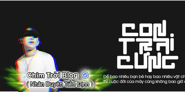 CON TRAI CƯNG - BRAY