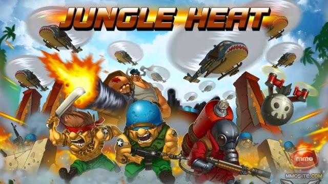 Jungle Heats gratis para móviles y tablets