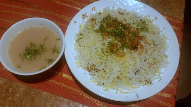 Masoor Pulav with Sarkhi