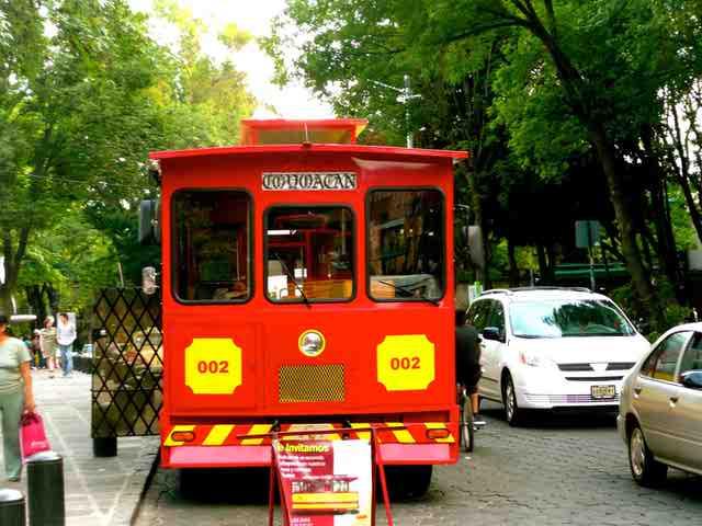 CDMX Tranvía Mezcalero