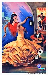 Fandango - Granada - Joan Giralt Lerin - Ed. Pablo Dümmatzen