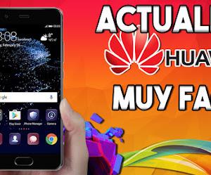 Como Actualizar Huawei G7 & Cualquier Huawei a la Ultima Version de Android Oficial