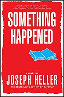 Something Happened by Joseph Heller (Book cover)