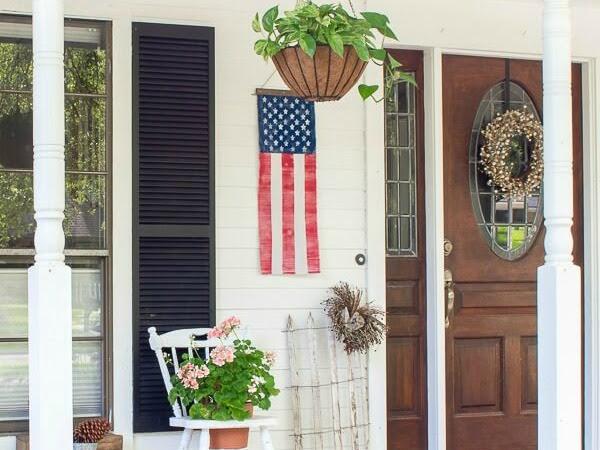 Easy Indoor/Outdoor Flag Banner