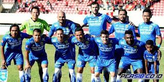 Persib Bandung Tambah Dua Pemain Asing Baru