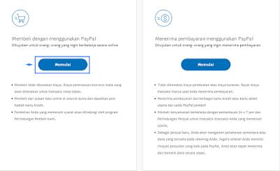 Cara Mudah dan Cepat Membuat Akun PayPal Terbaru