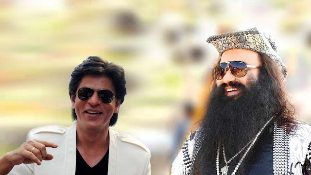 Bollywood ka Superstar Shahrukh Khan Bhi Ucchal Pada Jab Hui Ram Rahim ko Saja