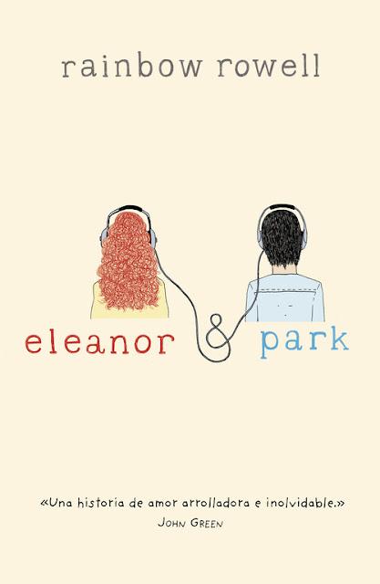 Resultado de imagen para eleanor y park libro portada