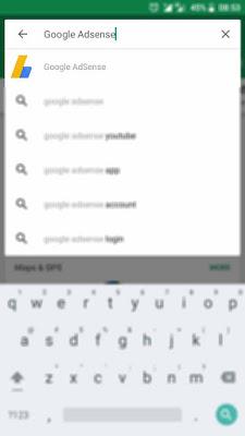 Cara Install Google Adsense di Android