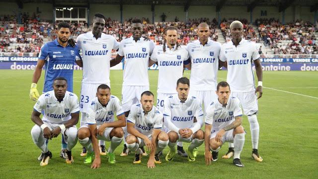 Fransa 1. ligi şampiyonları AJ Auxerre - Kurgu Gücü