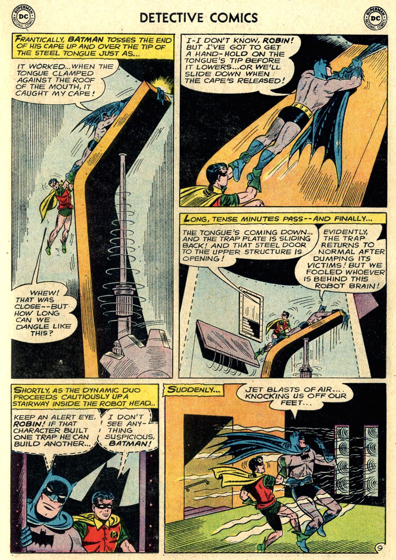 Detective Comics (1937) 324 Page 10