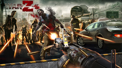 World War Z Apk + Data for Android All GPU
