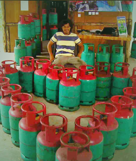 Image result for tong gas