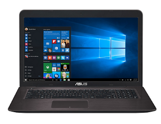 Asus K756U Drivers windows 8.1 64bit and windows 10 64bit