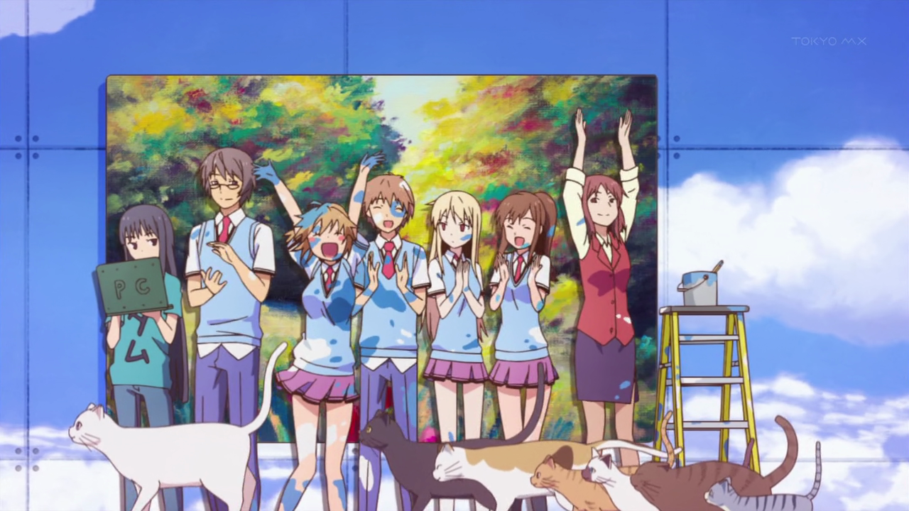 Rekomendasi Anime Genre Slice of Life Terbaik - Part 1