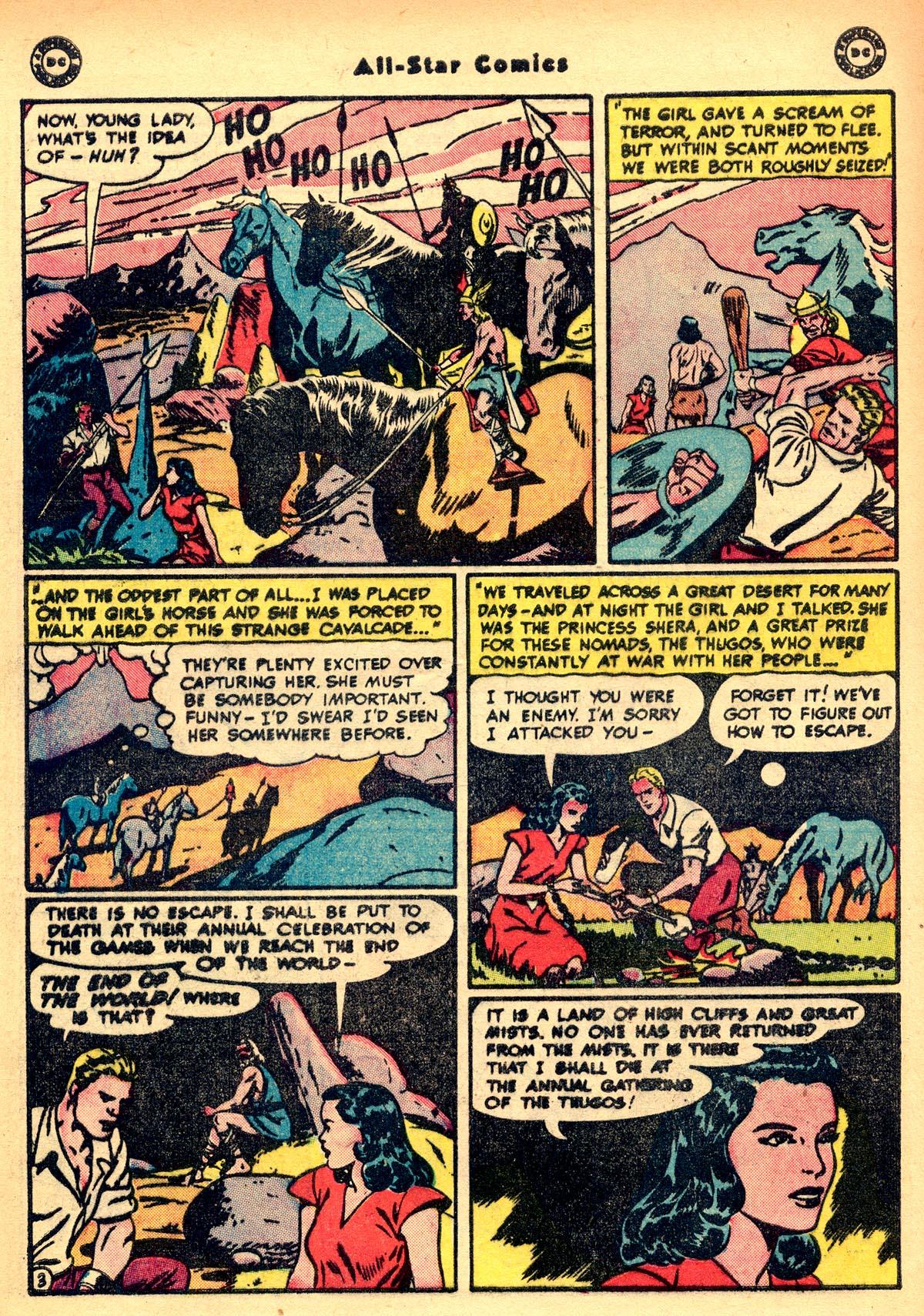 Read online All-Star Comics comic -  Issue #48 - 46