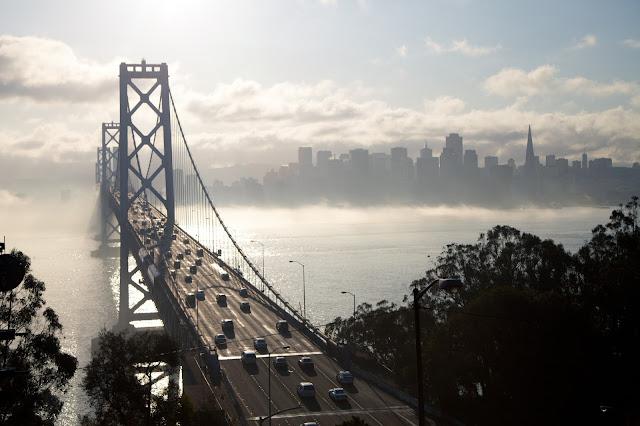 MEGACONSTRUCCIONES: El puente de la bahia de Oakland